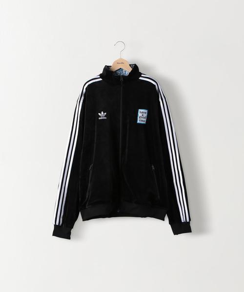 <adidas Originals × have a good time> VLR TRACK-T/トラックジャケット