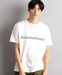 [マンハッタンポーテージ] Manhattan Portage USAコットン プリントTシャツ †