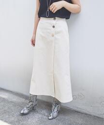 SMF PE/C/RY コーデュロイスカート