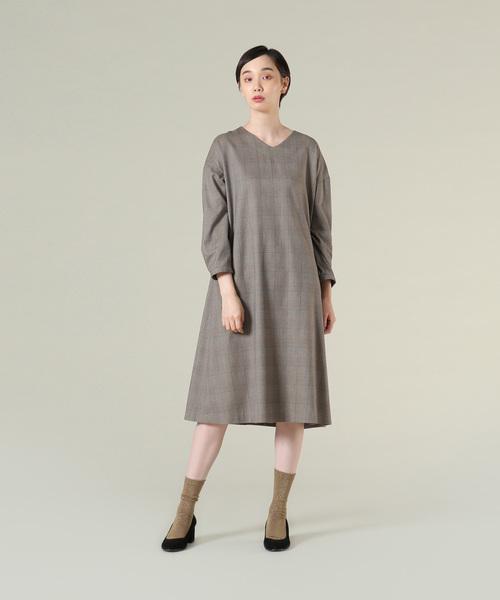 新作商品 ADIEUグレンチェックワンピース(ワンピース) ADIEU TRISTESSE(アデュートリステス)のファッション通販, ダイヤモンド専門店 オシェル:64575fda --- blog.buypower.ng