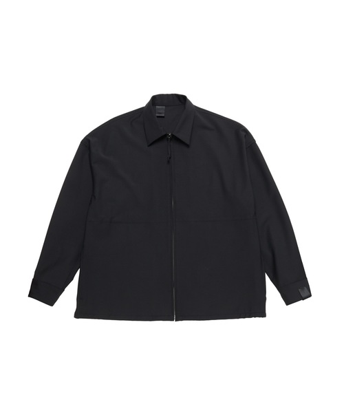 FALL2020 SHIRT BLOUSON