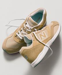 【別注】<New Balance(ニューバランス)>∴RC205 スニーカー/ベージュ