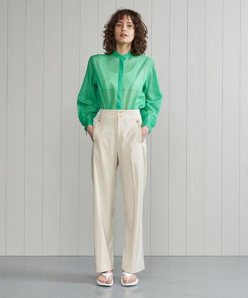 <H>SAILOR PANTS/パンツ