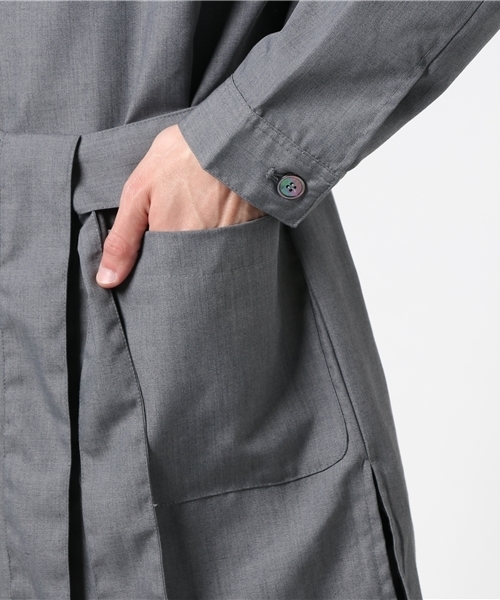 「INASTUDIOS SELECT」ガウンジャケット