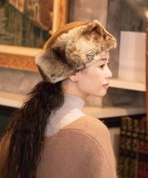Sense of Grace(センスオブグレース)のTULKU WATCH LINNO(ハンチング/ベレー帽)