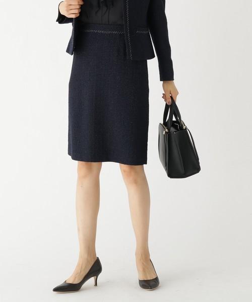 『5年保証』 [L]ツイードAラインスカート(スカート)|INDIVI(インディヴィ)のファッション通販, セレクトプラス:2e05127d --- fahrservice-fischer.de