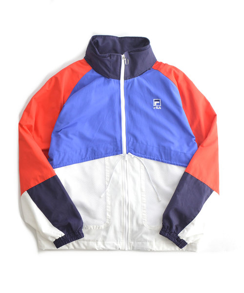 FILA/フィラ Wind-Up full Zip Jacket