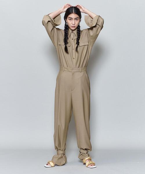 <6(ROKU)>ARMY CLOTH SHIRT/シャツ