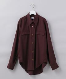 <6(ROKU)>ARMY CLOTH SHIRT/シャツ