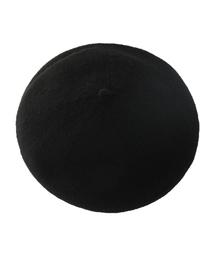 14+(イチヨンプラス)のイタリア糸ニットベレー帽 / ber(ハンチング/ベレー帽)