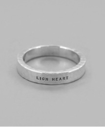 LION HEART(ライオンハート)のLH for Gift 槌目リング(リング)