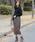 clear(クリア)の「レオパード柄タイトスカート/ナロースカート/ヒョウ柄(スカート)」|詳細画像
