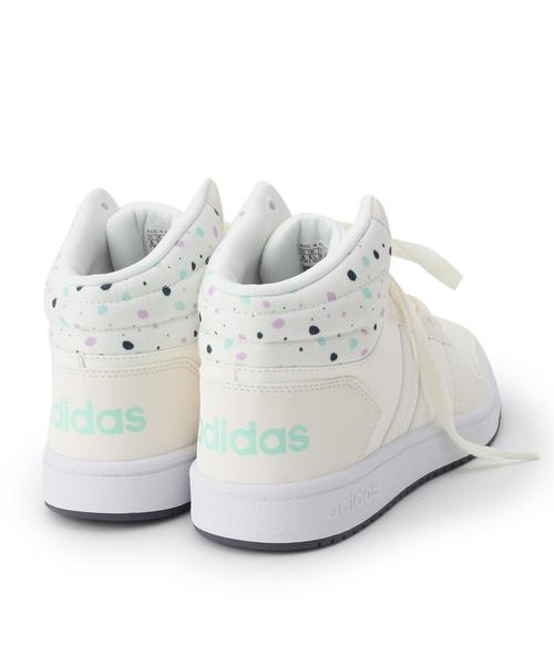 adidas ADIHOOPS MID 2.0K スニーカー