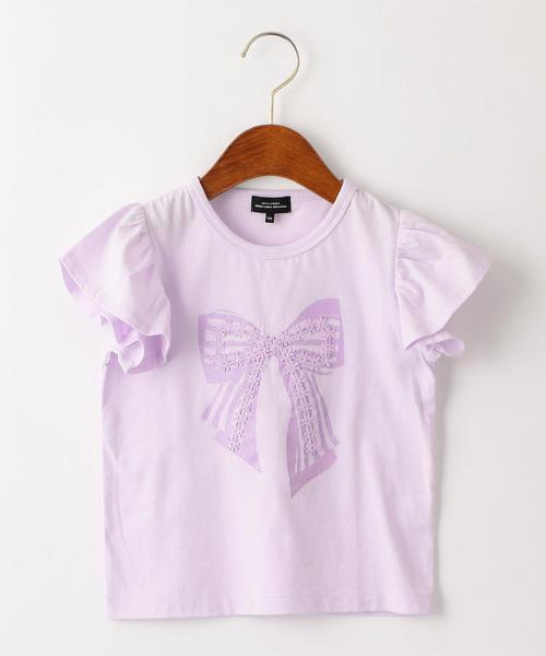 トリプルリボンTシャツ