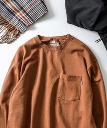 CIAOPANIC TYPY(チャオパニックティピー)のUSAヘビーコットンロングスリーブTee(Tシャツ/カットソー)