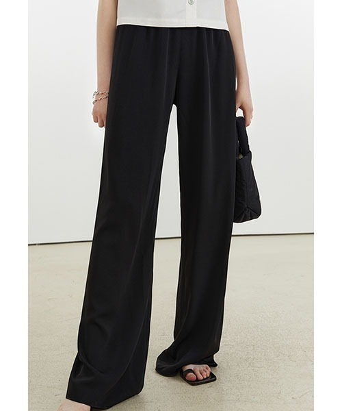 【Fano Studios】【2021SS】Smoothness easy pants FX21K043