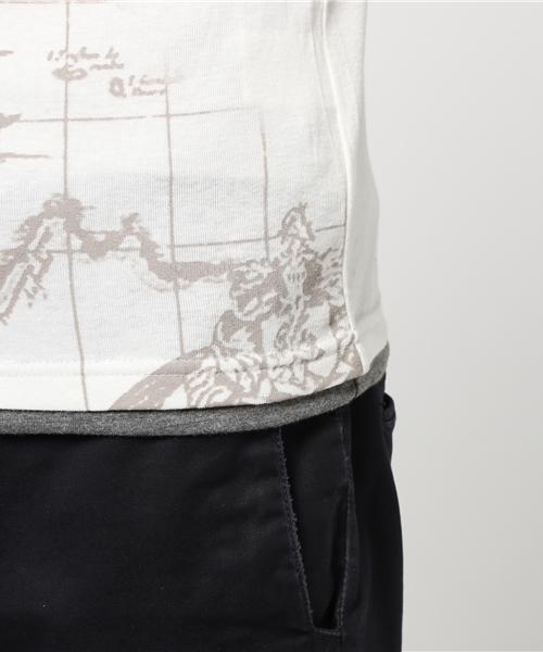 【05 BURNER SELECT】レースアップTシャツ
