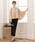 DRESS STAR(ドレス スター)の「セットアップドレス・結婚式ワンピース・お呼ばれパーティードレス(ドレス)」|ベージュ