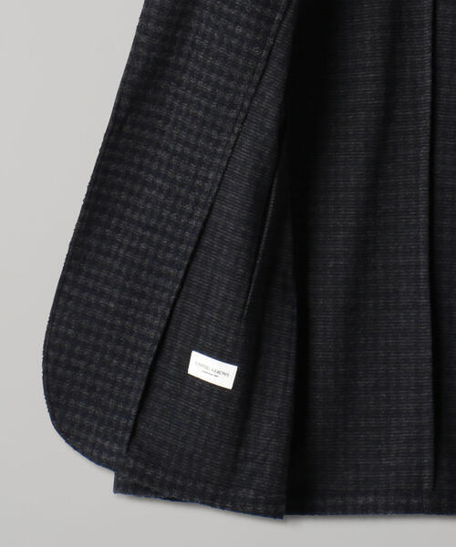 ○UASB ジャガード パイル ジャケット