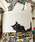 ふりふ(フリフ)の「半巾帯「ごろん猫」(和装小物)」|詳細画像
