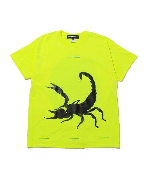 <UNITED STANDARD> SCORPION TEE/Tシャツ