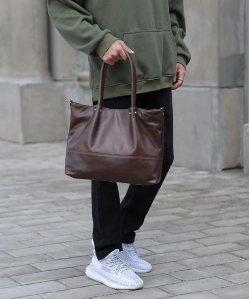 人気定番 【セール】 セール,SALE,VANQUISH【VANQUISH/ヴァンキッシュ】【牛革】 ソフト牛革トート(トートバッグ) メンズ,style|VANQUISH(ヴァンキッシュ)のファッション通販, ヒガシカガワシ:521ec50d --- 5613dcaibao.eu.org