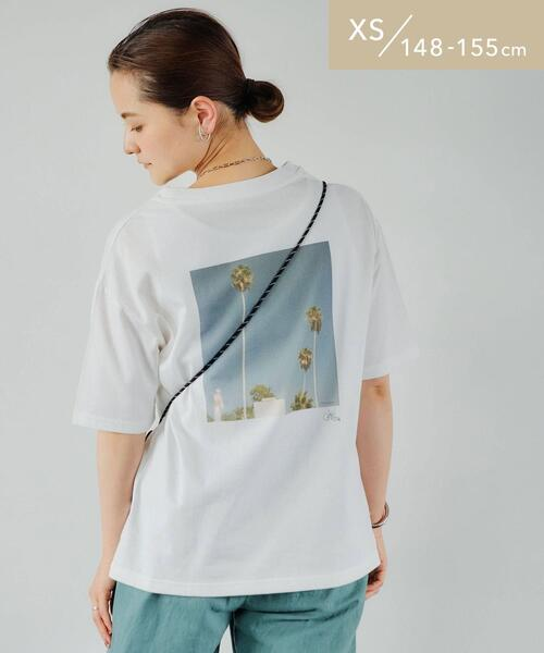 [ XS / H148-155cm ]★★SC フォトプリント ショートスリーブ Tシャツ