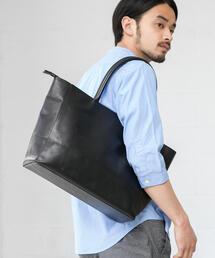 ◆レザー トートバッグ