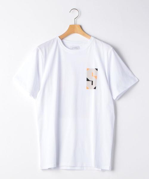 [サタデーズ ニューヨークシティ] SC★SATURDAYS NYC S Block Tシャツ