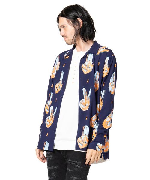 【年間ランキング6年連続受賞】 CLUB SH// SH クラブシャツ(シャツ/ブラウス)|glamb(グラム)のファッション通販, 鳩山町:16e1e973 --- reginathon.de