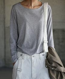 antiqua(アンティカ)のメローロンT(Tシャツ/カットソー)