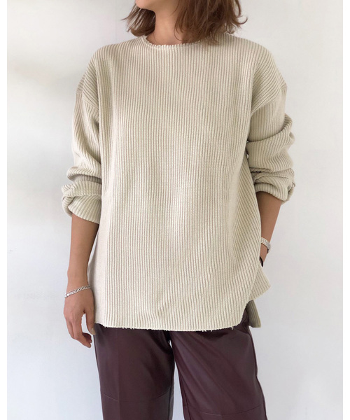 【即納!最大半額!】 カットオフニット(ニット/セーター)|TODAYFUL(トゥデイフル)のファッション通販, 村松町:42a108c8 --- gardareview.ie