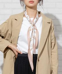 菱形スカーフ