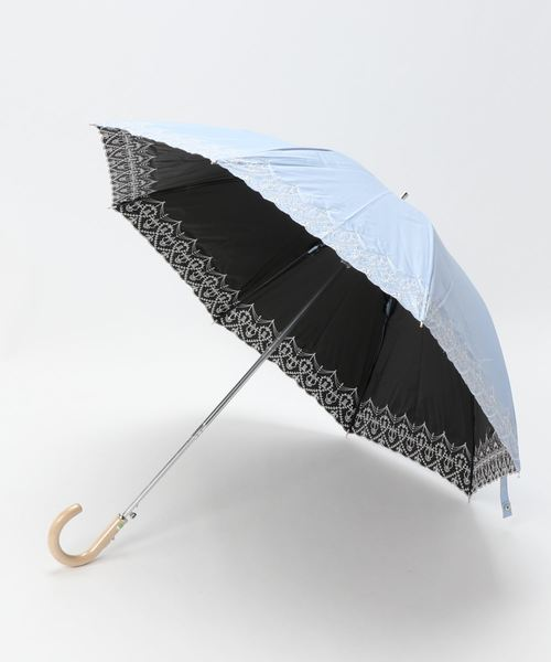 "晴雨兼用傘 ""レース刺繍"""