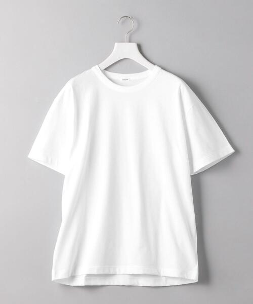 <LOEFF(ロエフ)> コットン Tシャツ MEN'S