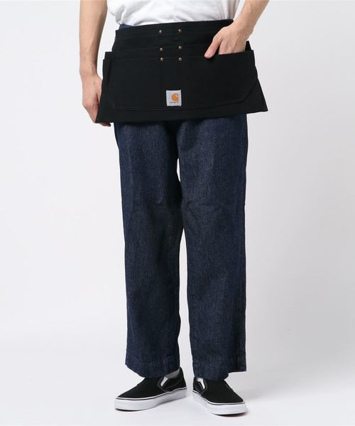 【 carhartt / カーハート 】M Duck Nail Apron A09