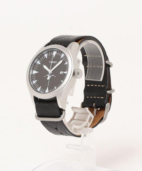 TIMEX(タイメックス)の「【TIMEX/タイメックス】Keone Nunes コラボレーション 40MM(アナログ腕時計)」|ブラック