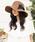 QUEENHEAD(クイーンヘッド)の「ひらりストールハット(ハット)」|詳細画像