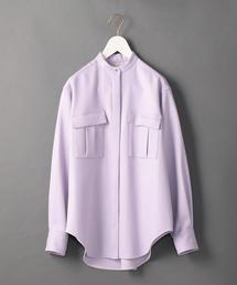 <6(ROKU)>POCKET SHIRT/シャツ