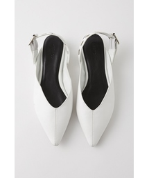 MOUSSY(マウジー)のPOINTED FLAT SHOSE(パンプス)