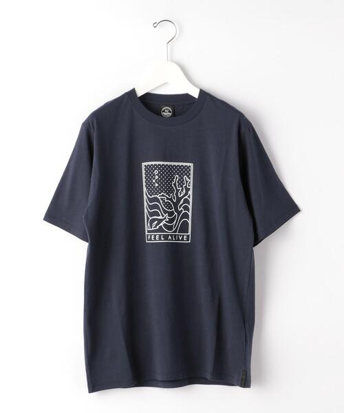 別注 [ ダイワ ] SC ★ DAIWA GLR 線画 Tシャツ