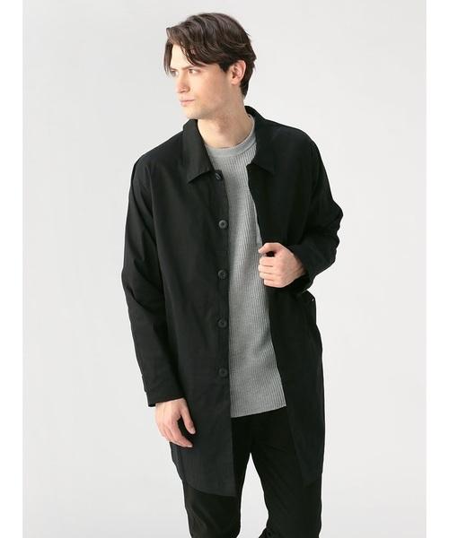 素晴らしい品質 【セール Suit】ストレッチツイルマルチポケットステンカラ―コート(ステンカラーコート)|TRANS CONTINENTS(トランスコンチネンツ)のファッション通販, ムラマツマチ:06417061 --- mycollectors.co.uk