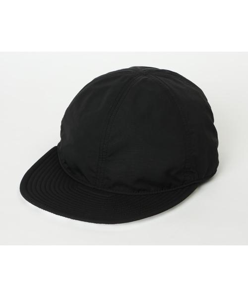 MAGIC NUMBER(マジック ナンバー)の「NYLON CAP(キャップ)」|ブラック
