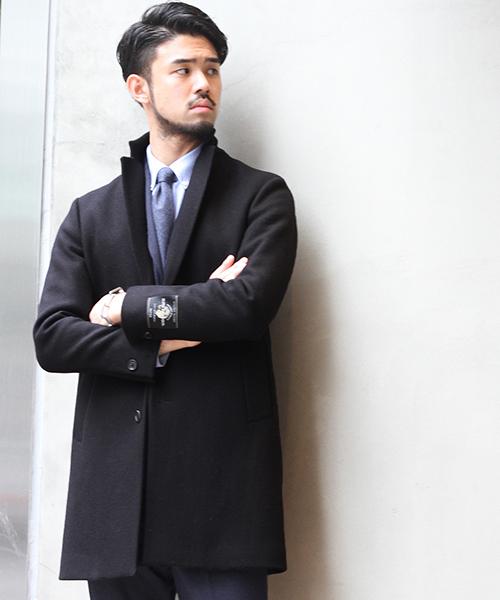 安い購入 【ブランド古着】チェスターコート(チェスターコート)|EDIFICE(エディフィス)のファッション通販 - USED, 低糖食堂:ab5f93e4 --- jobfeed.hu