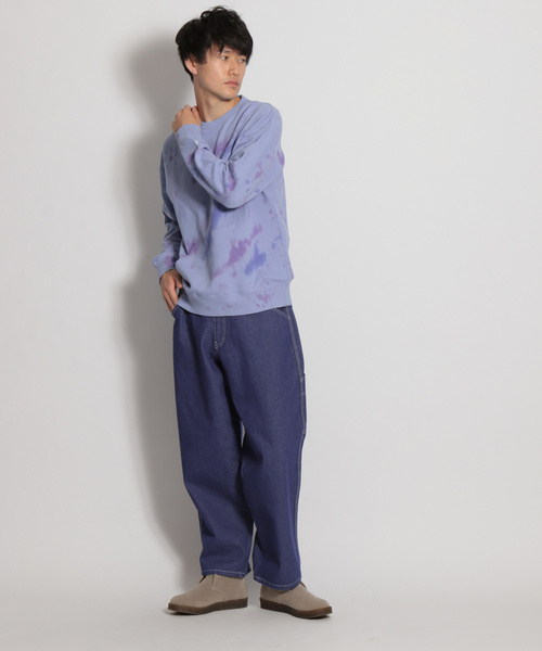 【KANGOL(カンゴール)】刺繍スウェット