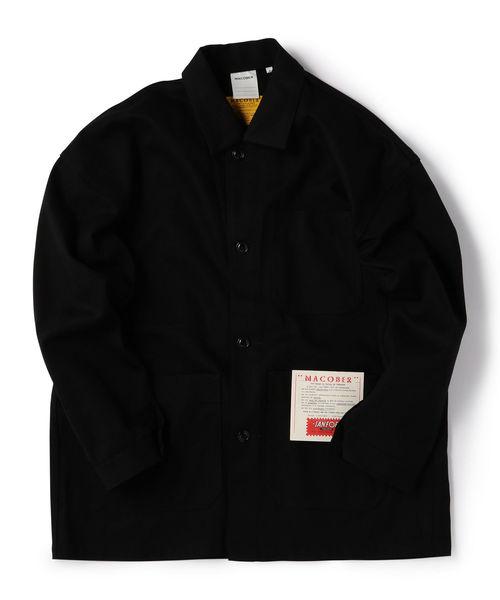 新作商品 【セール】【Begin5月号掲載】MACOBER×SHIPS カバーオールジャケット(カバーオール) MACOBER(マコバ)のファッション通販, 水府村:048d1698 --- skoda-tmn.ru