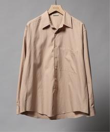 AURALEE(オーラリー)のAURALEE / オーラリー ウォッシュドフィンクスツイルビッグシャツ(シャツ/ブラウス)
