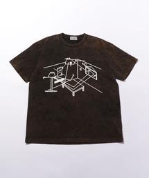 <C.E>REFLECTION T-SHIRT/Tシャツ.