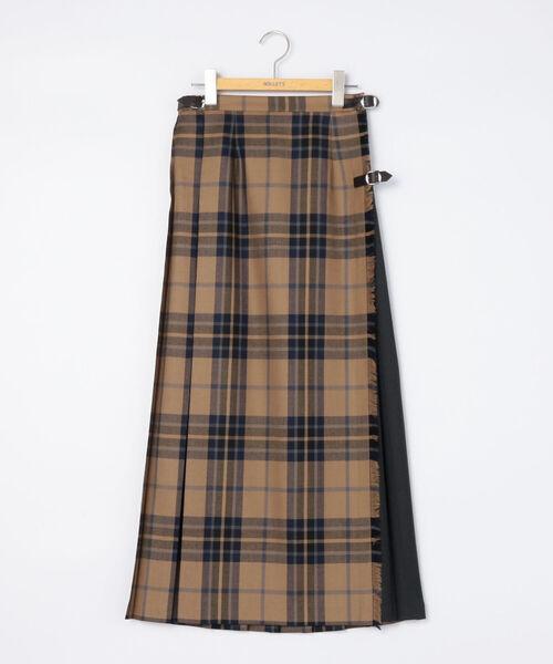O'NEIL of DUBLIN(オニールオブダブリン)の「【別注】【O'NEIL of DUBLIN/オニールオブダブリン】91cmスカート(スカート)」|詳細画像