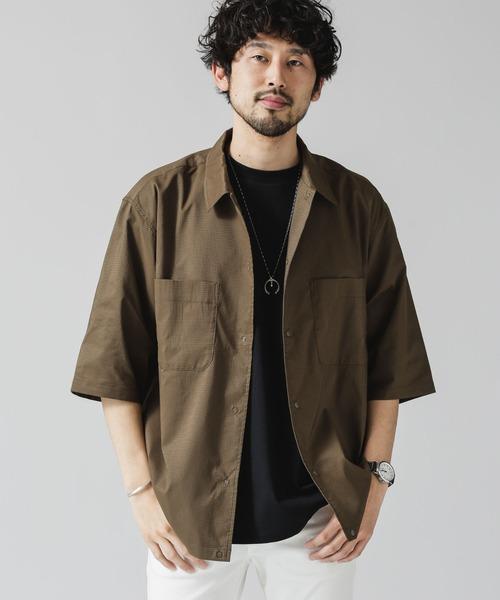 DotAir × Primeflex ライトウェイトシャツ(セットアップ対応)